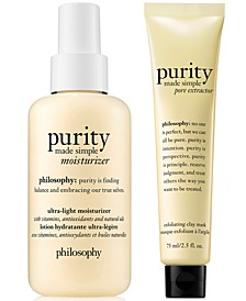 Buy Purity Moisturizer & Pore Extractor Mask, Get 20% Off the Bundle