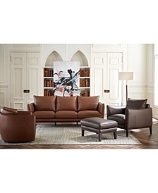 Chanute Leather Sofa Collection
