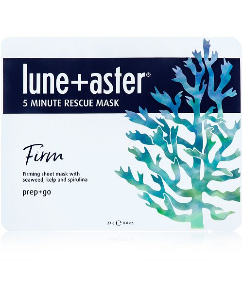 Lune+Aster 5 Minute Rescue Mask - Firm