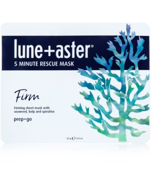 Lune+Aster 5 Minute Rescue Mask
