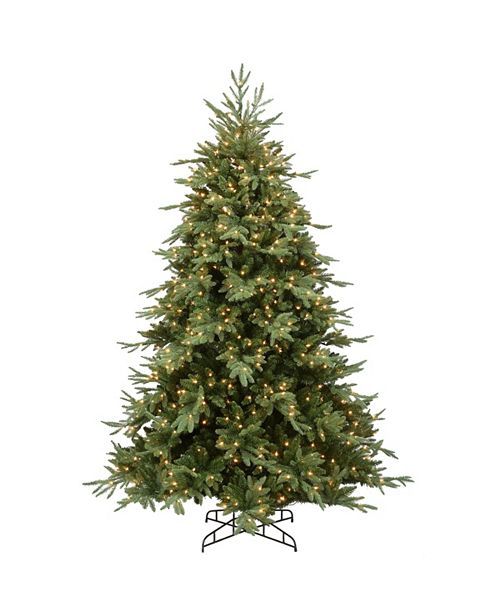 National Tree Company 7.5 ft. Casselton Fir Tree with Clear Lights