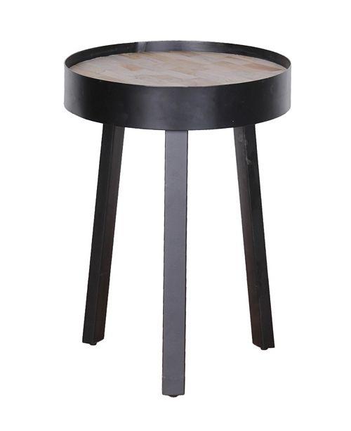 Cdi Furniture Taula Small Round Side