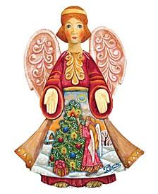 Christmas Tree Angel Figurine