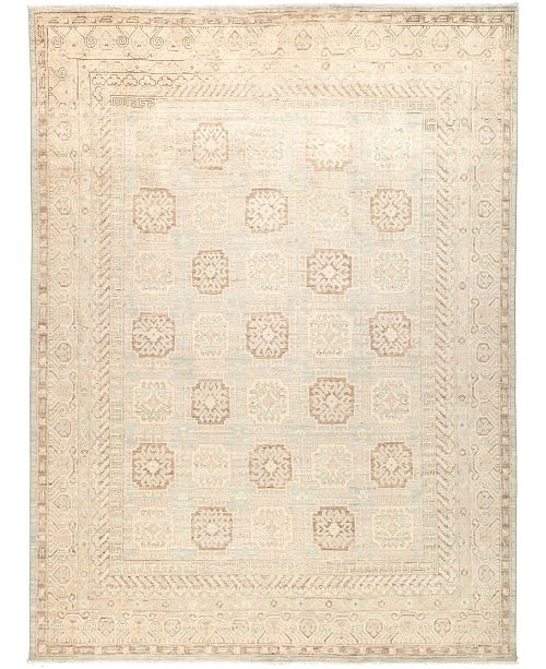 "Timeless Rug Designs CLOSEOUT! One of a Kind OOAK2771 Cream 8'10"" x 11'7"" Area Rug"