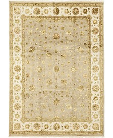"""CLOSEOUT! One of a Kind OOAK279 Flax 10' x 14'1"""" Area Rug"""