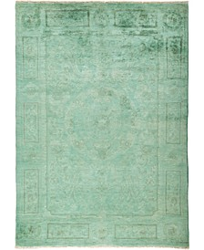 """CLOSEOUT! One of a Kind OOAK798 Mint 5'2"""" x 7'3"""" Area Rug"""