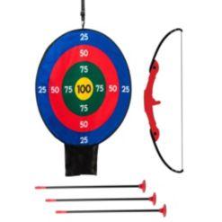 Franklin Sports Over The Door Archery Set