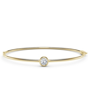 Forevermark Tribute Collection Diamond (1/3 ct. t.w.)Bangle in 18k Yellow