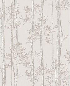 Branches Natural Wallpaper