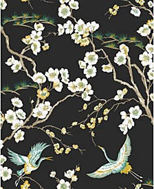 Japan Black Wallpaper