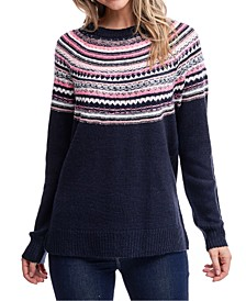 Fair-Isle Sweater