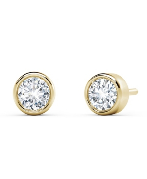 Forevermark Tribute Collection Diamond (1/5 ct. t.w.)Studs in 18k Yellow, White and Rose Gold