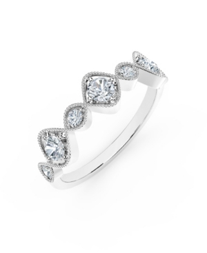 Forevermark Tribute Collection Diamonds (3/8 ct. t.w.) Ring in 18k Yellow