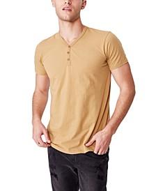 Essential Henley T-Shirt