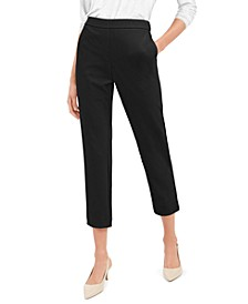 Tummy-Control Slim-Leg Pants, Created for Macy's