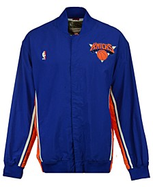 Men's New York Knicks Authentic Jacket
