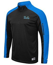 Men's UCLA Bruins Promo Quarter-Zip Pullover
