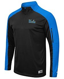 Men's UCLA Bruins Promo Quarter-Zip Pullover