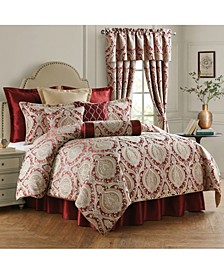 Norwich 4 Piece King Comforter Set