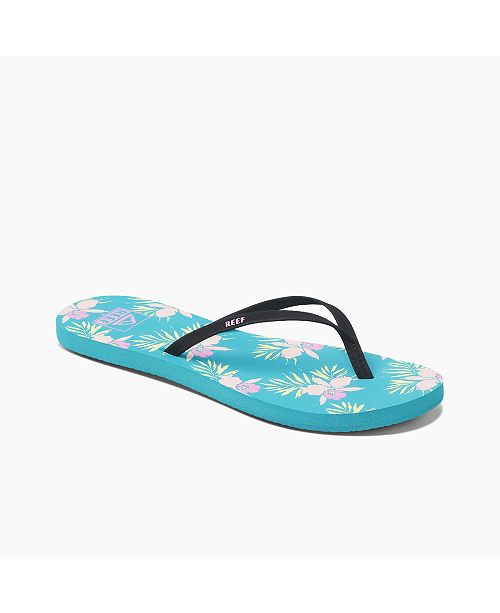 REEF Women's Bliss-Full Flip-Flop Sandals