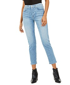 Josefina High-Waisted Jeans