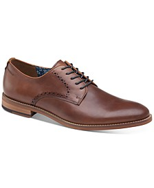 Men's Haywood Plain-Toe Oxfords