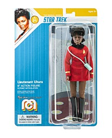 "Mego Action Figure 8"" Star Trek - Uhura Limited Edition Collector's Item"