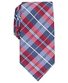 Men's Dever Classic Plaid Tie