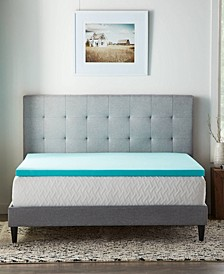 "2"" Gel Foam Mattress Topper Collection"