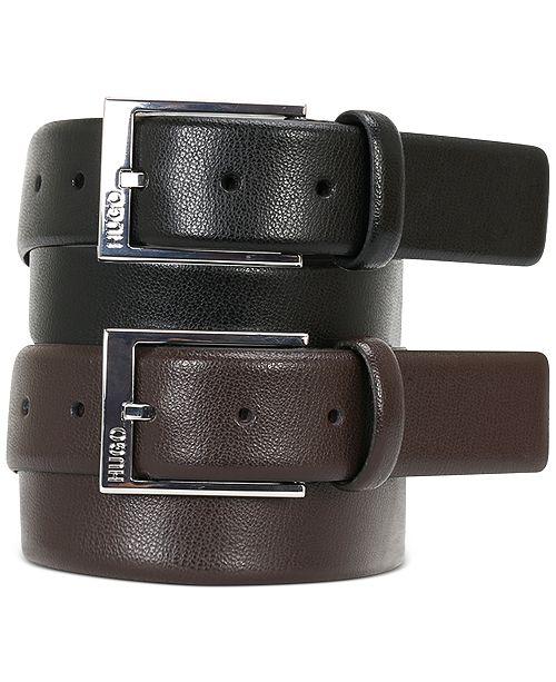 Hugo Boss Men's Gellot Leather Belt