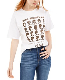 Juniors' Beatles Graphic T-Shirt