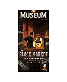 Museum Board Game The Black Market Expansion