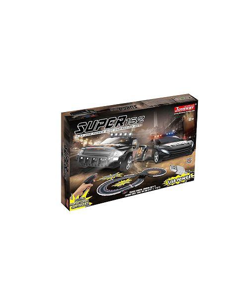 JOYSWAY Super 152 1:43 Scale USB Power Slot Car Racing Set