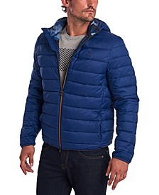 Men's Harg Quilted Hooded Jacket