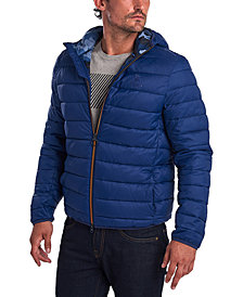 Barbour Men's Harg Quilted Hooded Jacket