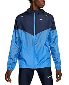 Men's Windrunner Water-Repellent Running Jacket