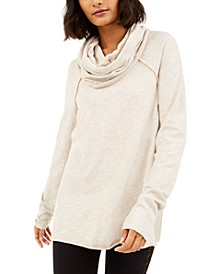 Cocoon Cowl Pullover Top