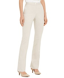 Hardware-Waist Trouser Pants, Created for Macy's