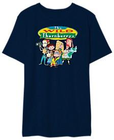 Wild Thornberrys Group Men's Graphic T-Shirt