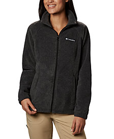 Columbia Women's Benton Springs Fleece Jacket