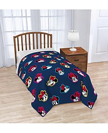 "Minnie Mouse 60"" x 90"" Blanket"