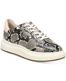 Moira Lace-Up Sneakers