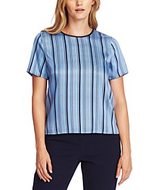 Stripey Interludes Blouse