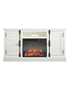"""Suki Fireplace Tv Stand For Tvs Up To 65"""""""