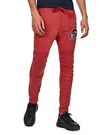 Men's Slim-Fit Moto Pants, Created For Macy's