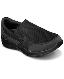 Men's Relaxed Fit Equalizer 3.0 Bluegate Slip On Extra Wide Width Casual Sneakers from Finish Line