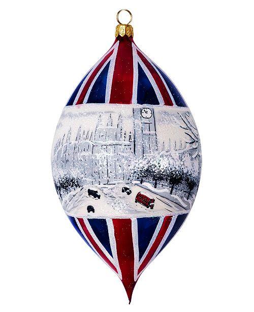 Joy to the World Vintage Drop - London Winter..
