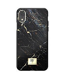 Black Marble Case for iPhone XR