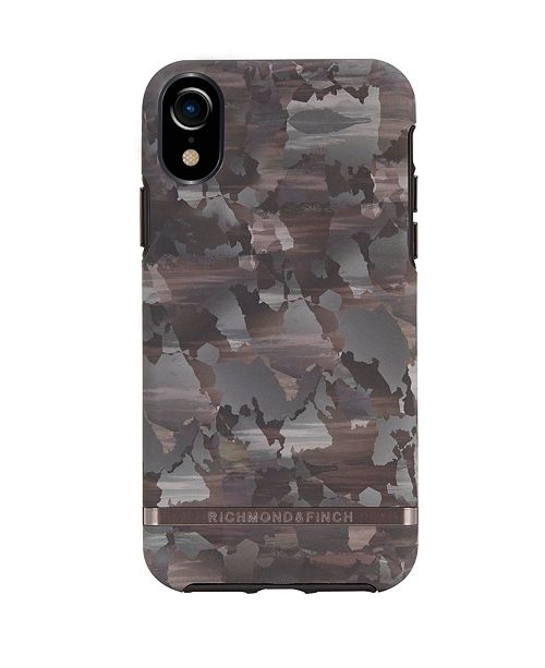 Richmond&Finch Camouflage Case for iPhone 6/6s, 6/6s Plus, 7, 7 Plus, 8, 8 Plus, X, XS, XS MAX, XR