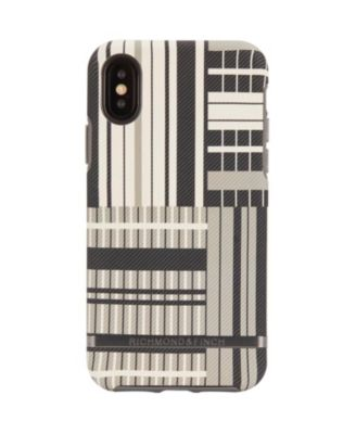 Platinum Stripes Case for iPhone X and Xs